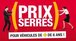 Renault Le Teil Auto forfaits