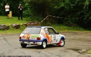 Rallye de l'Ecureuil N°122 206 Béné