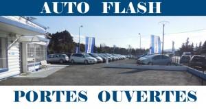 PORTES OUVERTES AUTO FLASH