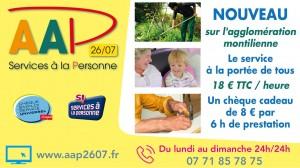 AAP26:07 Services à la personne