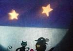 Stage marionnettes d'ombre.